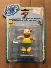 "Webkinz 3"" Figurine, Roller pig With Secret Online Code By Ganz"