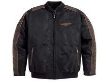 HARLEY Davidson Limit 110th Edition Nylon Giacca Jacket Taglia L 97548-13vm NUOVO