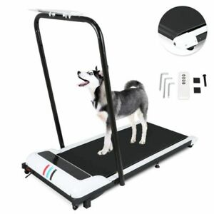 Pet Treadmill Indoor Exercise For Dogs Workout Equipment Remote Control Fitness