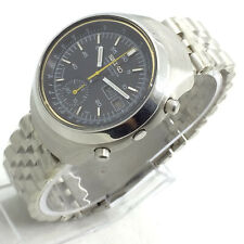 Vintage Seiko Chronograph 6139B Automatic D/D 40mm Mens Japan Wrist Watch B1117