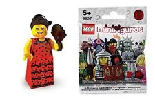 LEGO Collectable Minifigures: Flamenco Dancer Minifigure (Series 6)