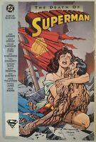 Death of Superman TPB (1st print) 1993 DC Comics