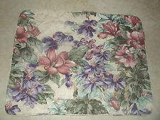 Croscill Pillow Standard Pillow Sham Green Purple Pink Floral Flowers