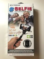 Xtreme #Selfie Stick with Built-in Shutter – Opened but never used