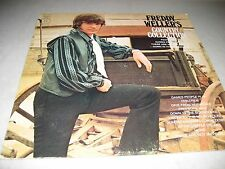 FREDDY WELLER'S COUNTRY COLLECTION LP EX Harmony KH31784 1972