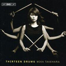 thirteen drums mika takehara