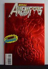 Avengers West Coast #100 (Marvel, Nov 1993) Signed by Thomas, Ross and Dzon