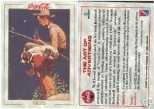 Coca Cola Series 1 prototype card 2