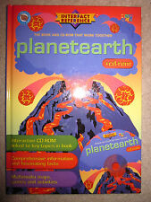 Planetearth (2002, CD-ROM / Hardcover)