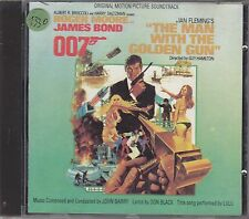 THE MAN WITH THE GOLDEN GUN - o.s.t. CD