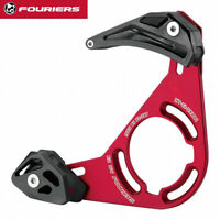 Fouriers Downhill Chain Guide DH Bash Guards Device Catcher 32-40T For ISCG03/05