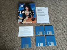 ELVIRA RARE BIG BOX AMIGA GAME
