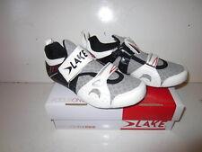 NEW - Lake TX222 Carbon Triathlon Cycling Shoes / EU 40.5, US 6.5