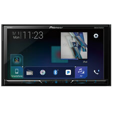 "Pioneer 7"" Touchscreen Car Stereo DVD Receiver w/ Bluetooth SiriusXM-Ready AUX"