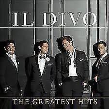 IL DIVO - The Greatest Hits Nuevo CD