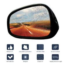 Car Anti Fog Nano Coating Rainproof Rear View Mirror Window Protective Film