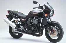 Kawasaki ZRX 1100 Titanium oval road legal Motorbike Exhaust Can