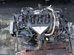 FORD FOCUS 2 F/L 2.0 DIESEL G6DD ENGINE MILEAGE 68K FULL CAR IN FOR SPARES