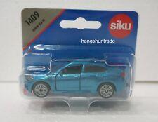 Siku Super 1409 BMW X6 M Mid-Size Luxury Crossover CUV Vehicle Model