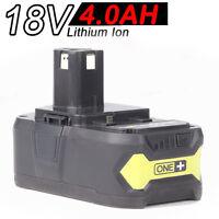 4.0AH 18V Akku für RYOBI One+ RB18L25 RB18L50 P108 P107 P104 P780