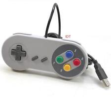 Super Nintendo SF SNES Controller USB Gamepad Joypad pour Windows Mac bx pc
