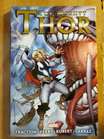 Mighty Thor v2 hardcover excellent condition Matt Fraction Fear Itself