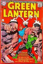 Green Lantern 51 DC Silver Age 1967 Green Lantern's Evil Alter Ego