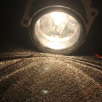 2x Fog Light Lamp For Mitsubishi Outlander L200 Grandis Pajero Galant 07-10