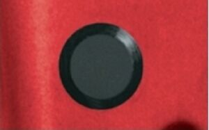 "BPF Flush Mount Black PLASTIC Sheet Metal Hole Plug for 1/4"" to 2"" Hole Size"
