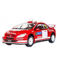 ALTAYA 1/18 Peugeot 307 WRC - 2004 - M. Grönholm NEUF EN BOITE