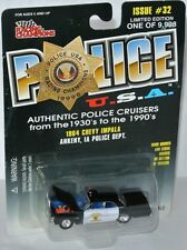 Racing Champions police #32 - 1964 Chevy Impala * Ankeny, Ia POLICE DEPT * 1:63