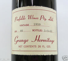 Penfolds Red Wine Collection, 492 Bottles, Grange, Bin 707, St.Henri, Bin 389