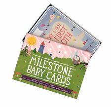 Foto Karten - Milestone Baby - Capture Erinnerungen - Baby-dusche Geschenk