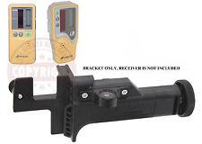 TOPCON HOLDER 6 LASER RECEIVER BRACKET, SENSOR CLAMP,LS50,LS70,LS80