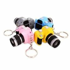 Keychain Camera LED  (Assorted Color)