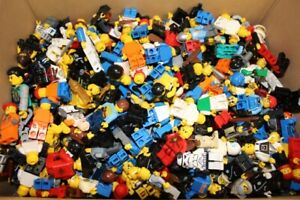 1 KG LEGO gemischte Figuren