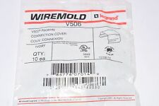 NEW Wiremold, Part: V506 V500 Raceway Connection Cover
