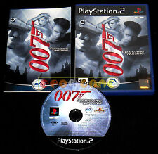 JAMES BOND 007 EVERYTHING OR NOTHING Ps2 Versione Italiana ••••• COMPLETO
