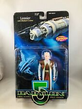 Babylon 5 Lennier Blue and Brown Robes Action Figure 1997