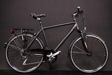 28 Zoll Alu Herren Trekking Bike MIFA Fahrrad Shimano 24 Gang  Nabendynamo Conti