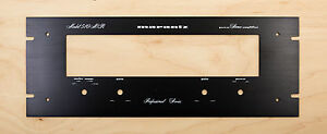 New! Marantz Model 510 MR Amplifier Front Panel Faceplate (Face Plate) in Black