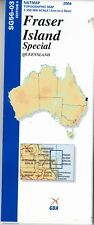 Fraser Island Special SG56-03   topographic map New, sameday free priority