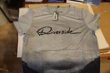 RIVERSIDE - WASTELAND GREY OFFICIAL ORGINAL T-SHIRT