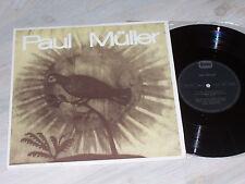 """Paul MÜLLER - Same / Rare 64er 10"""" LP des schweizer Komponisten, No. FGL 25-4309"""