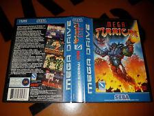 ## SEGA Mega Drive - Mega Turrican - TOP ##