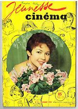 JEUNESSE CINEMA DANY CARREL N° 11 OCTOBRE 1958