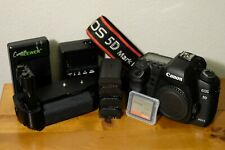 Canon EOS 5D Mark II w/ Grip and EXTRAS (21,900 Shutter Count)