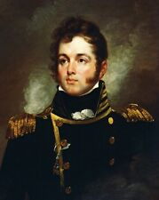 New 8x10 Photo: U.S. Navy Commodore Oliver Hazard Perry, War of 1812