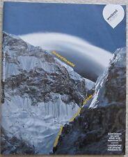 Climbing Mount Everest – Guardian Weekend Magazine – 6 August 2016