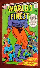 World's Finest #158 FN/VF Superman Batman